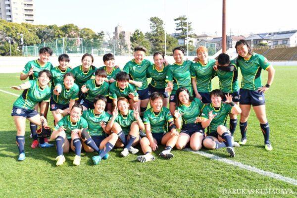 結果報告】第7回全国女子ラグビーフットボール選手権大会決勝 | 7人制 ...